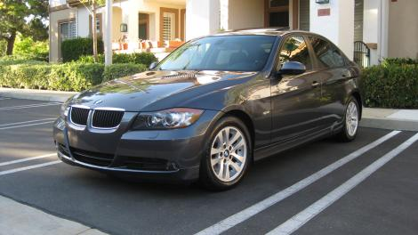 Photo #6: luxury sedan: 2006 BMW 325 (Charcoal Gray)