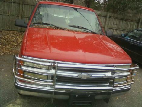 Chevrolet Silverado Truck By Owner In Nc Under 8000