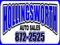 Hollingsworth Auto Sales Logo