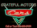 Grateful Motors Logo