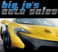 Big Jos Auto Sales Logo