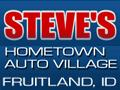 Steve's Hometown Auto Village Logo