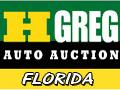 H Greg Auto Auction Logo