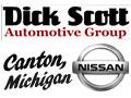 Dick Scott Nissan Logo