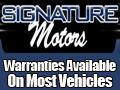 Signature Motors Used Car dealer in San Jose, California