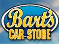 Bart's Car Store Logo