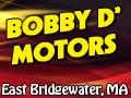 Bobby D' Motors, Inc. Logo