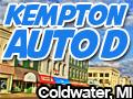 Kempton Auto D, used car dealer in Coldwater, MI