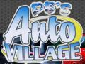 PB's Auto Village Logo