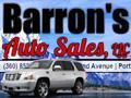 Barron's Auto Sales Logo