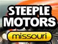 Steeple Motors Logo