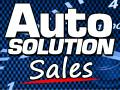 Auto Solution Sales Logo