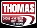 Thomas Dodge Logo