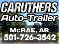 Caruthers Auto-Trailer , used car dealer in McRae, AR