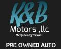 K&B Motors Logo