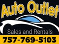 Auto Outlet Sales And Rentals Logo