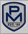 Putnam Mulholland Auto Company Logo