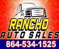 Rancho Auto Sales Logo