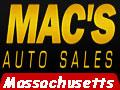 Mac's Auto Sales Logo