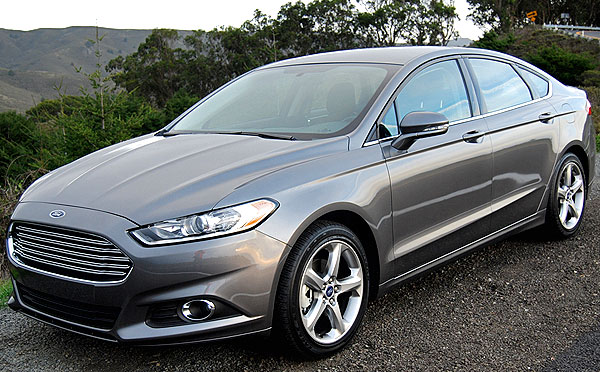 2013  Ford Fusion SE Picture.