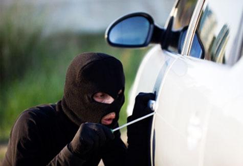 auto truck thief
