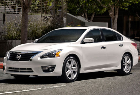 Difference Between 2013 And 2014 Nissan Altima | Autos Weblog